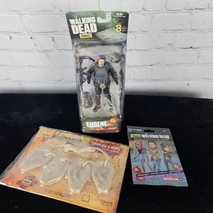 3 piece Walking Dead small box New in pack…